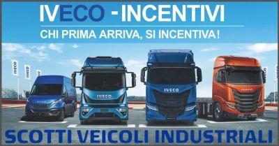offerta incentivi 2020 2021 per acquisto camion autotrasporto e incentivi iveco