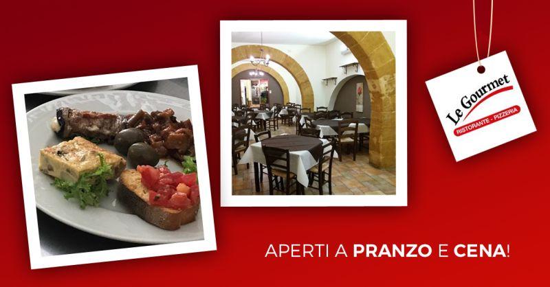offerta ristorante centro storico castelvetrano - occasione ristorante tradizionale siciliano castelvetrano