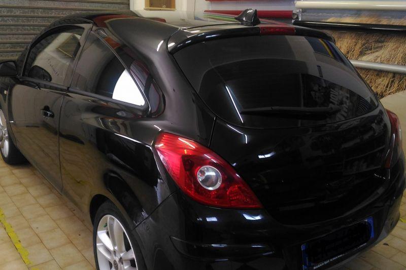 Oscuramento Vetri Opel Corsa