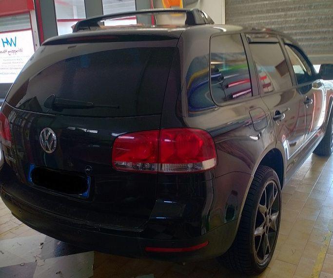 Oscuramento Vetri Volkwagen Tuareg Auto Suv Cagliari