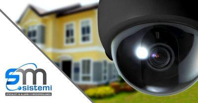 offerta installazione impianti allarme ferrara occasione sistemi di videosorveglianza ferrara