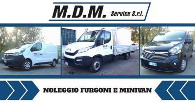 offerta servizio noleggio furgoni ferrara occasione minivan 9 posti a noleggio ravenna