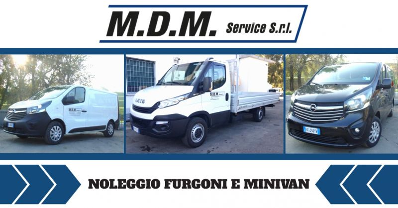 Offerta servizio noleggio furgoni Ferrara - occasione minivan 9 posti a noleggio Ravenna