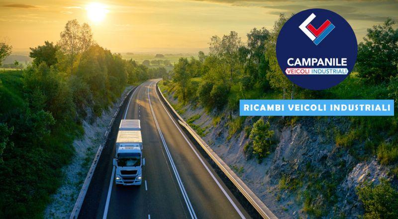 Offerta ricambi usati veicoli industriali Andria – Promozione ricambi usati veicoli commerciali Andria