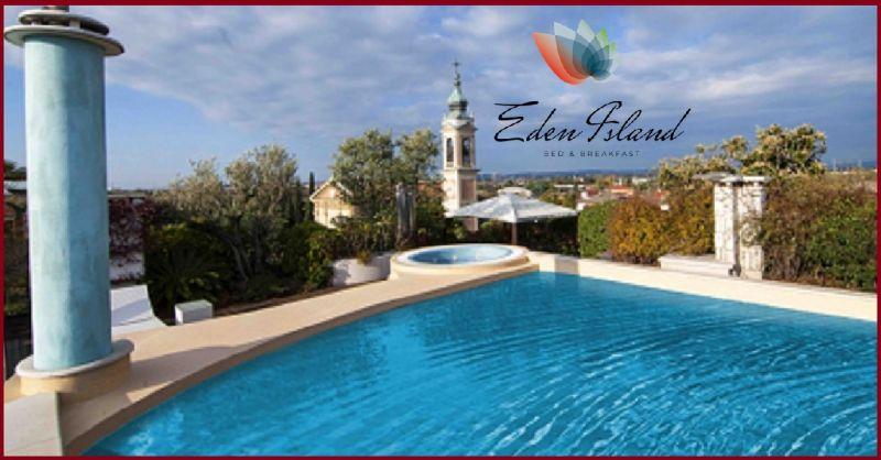 B&B Eden Island - Struttura ricettiva di lusso con palestra e piscina e spa vicino Verona città