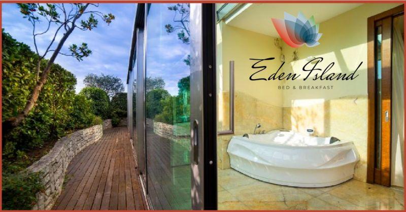 B&B Eden Island Verona - Offerta soggiorno suite di lusso con spa vicino centro storico Verona