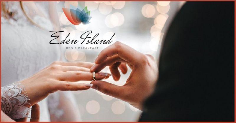 B&B EDEN ISLAND VERONA Categoria Lusso - Cerimonia nuziale riservata in location unica Verona