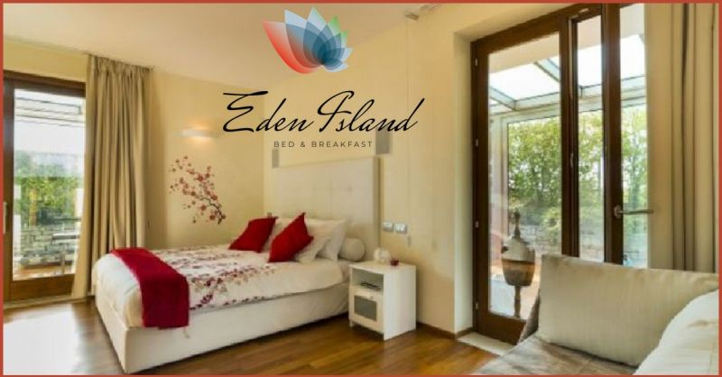 B&B EDEN ISLAND VERONA - OFFERTA PERNOTTO BED AND BREAKFAST SUITE DI LUSSO VICINO CENTRO VERONA