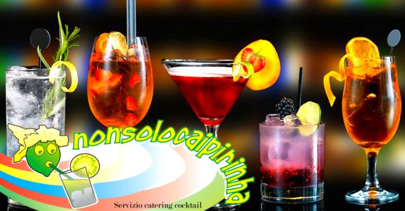 Offerta servizio cocktail bar a domicilio - occasione barman professionista per eventi Verona