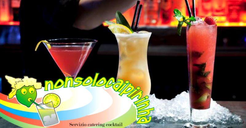 Offerta bar catering per concerti Verona - occasione servizio barman a domicilio Verona