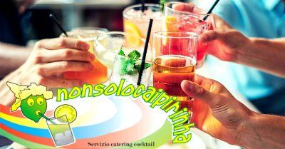 offerta servizio bar per matrimoni verona occasione catering cocktail verona e provincia