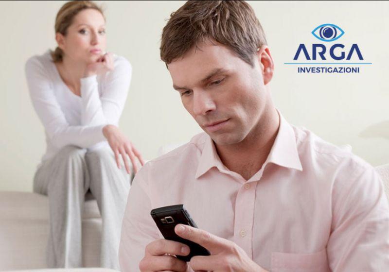 ARGA INVESTIGAZIONI come scoprire un tradimento - il mio ragazzo mi tradisce come sorprenderlo