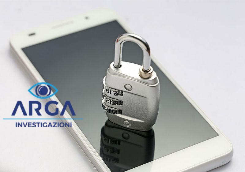 ARGA INVESTIGAZIONI come spiare messaggi - sblocco password estrazione dati cellulare whatsapp