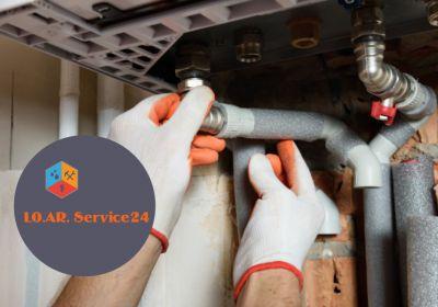 lo ar service24 offerta pronto intervento caldaia assistenza impianto di riscaldamento