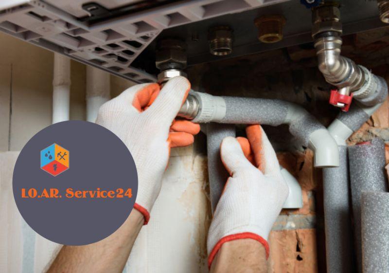 LO.AR. SERVICE24 offerta pronto intervento caldaia – assistenza impianto di riscaldamento