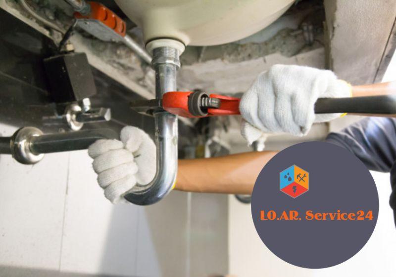 LO.AR. SERVICE24 offerta pronto intervento disotturazioni tubi – promo spurgo pozzetti