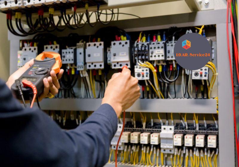 LO.AR. SERVICE24 offerta pronto intervento idraulico – promozione guasto elettrico assistenza 24
