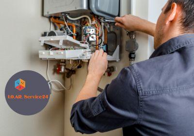 lo ar service24 offerta pronto intervento caldaie promozione emergenza impianto di riscaldamento