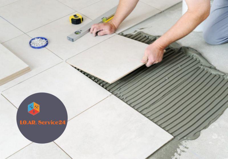 LO.AR. SERVICE24 offerta ristrutturazione bagni - promozione progettazione impianti idraulici