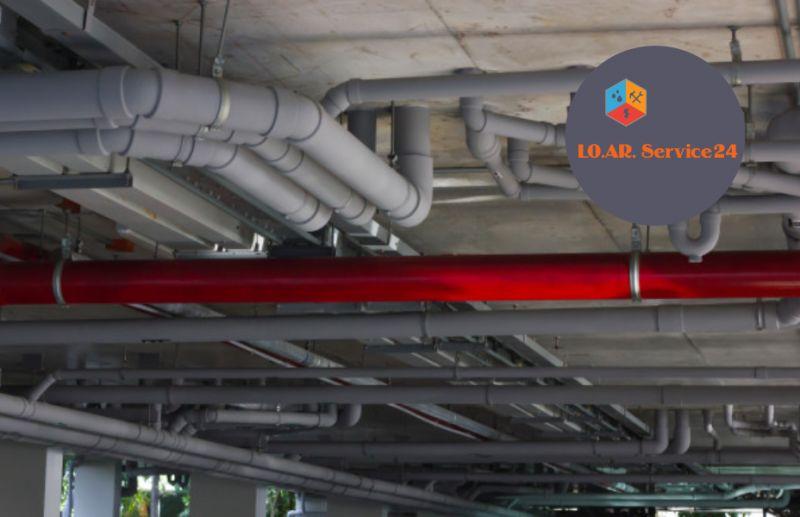 LO.AR. SERVICE24 pronto intervento perdite gas – servizio emergenza ricerca perdite acqua
