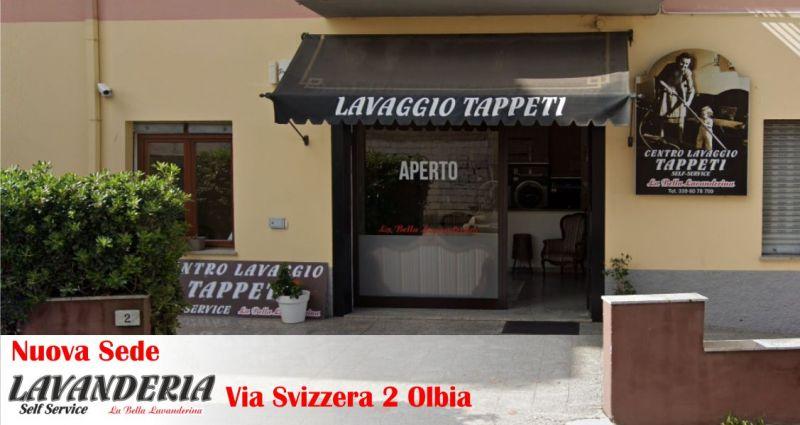 LA BELLA LAVANDERINA Olbia Via Pisano 13 - offerta servizio lavaggio tappeti self service
