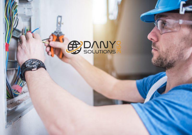 DANY SOLUTIONS 360 offerta impianti elettrici prezzi – progettazione impianto elettrico abitazione civile