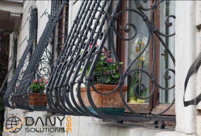 dany solutions 360 offerta grate di sicurezza promozione sistemi anti infrazione inferiate