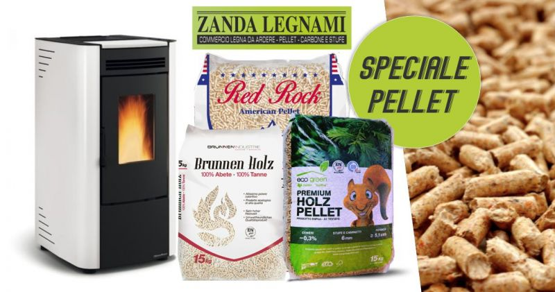 ZANDA LEGNAMI - promozione pellet consegna a domicilio