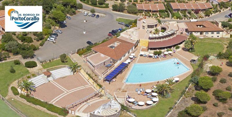Residence Borgo di Porto Corallo - Offerta struttura ricettiva sud Sardegna aperta tutto l'anno