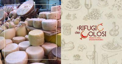 offerta negozio formaggi tipici venafro occasione vendita formaggi del molise