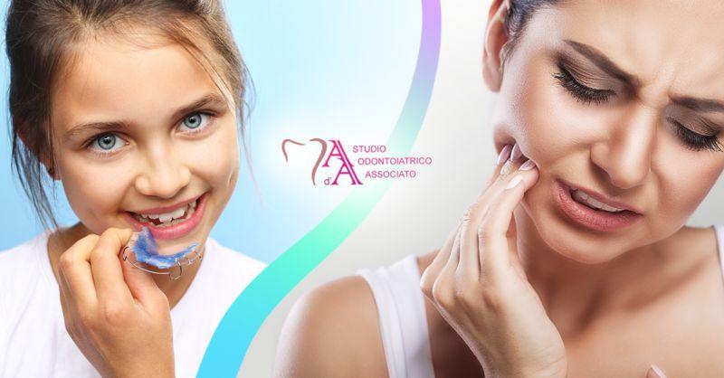 offerta ortodonzia bambini adulti ortona - occasione gnatologia bambini adulti ortona