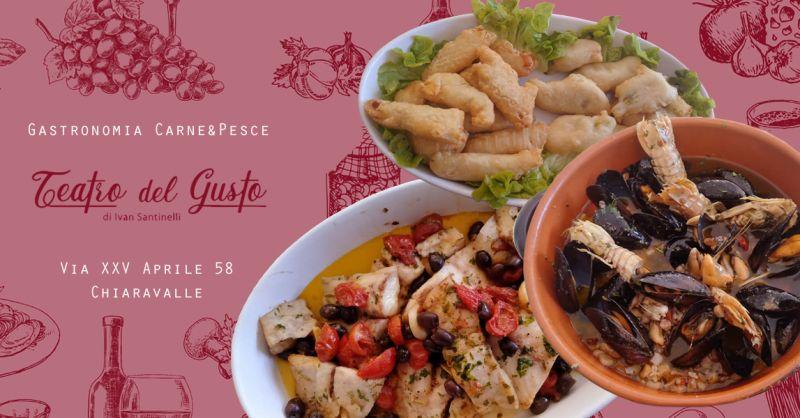 Offerta Gastronomia Falconara Marittima - Occasione Take Away Buffet Falconara Marittima