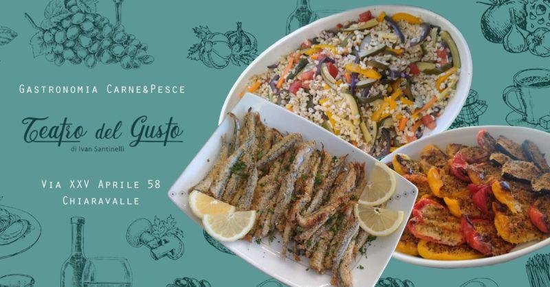 Offerta Gastronomia Piatti di Pesce Camerata Picena - Occasione Cucina di Pesce D'Asporto Camerata Picena
