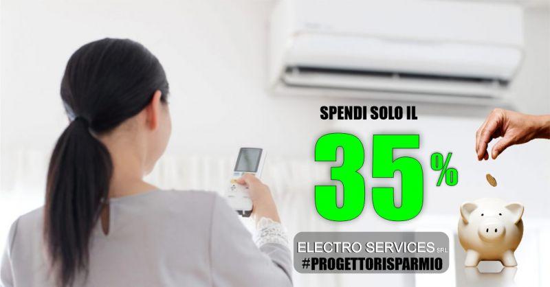 ELECTRO SERVICES Orani - offerta incentivi 2020 installazione nuovo impianto di riscaldamento