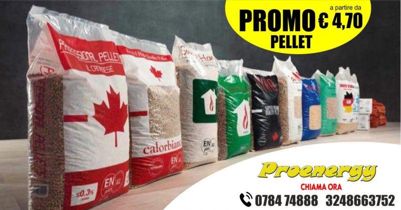 ProEnergy Electro Services - offerta pellet di qualita consegna a domicilio