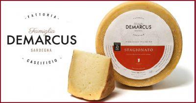 caseificio demarcus offerta produzione e vendita online pecorino sardo stagionato