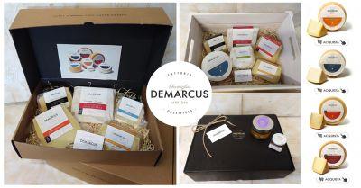 caseificio demarcus acquisto online offerta box personalizzato di formaggi sardi artigianali