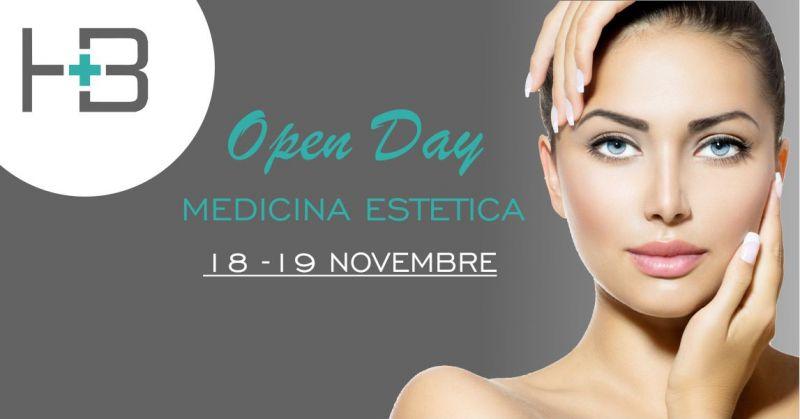 Centro Medico Healthy & Beauty  - promozione open day medicina estetica novembre 2019