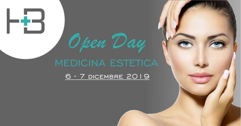 Centro Medico Healthy & Beauty  - promozione open day medicina estetica dicembre 2019