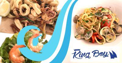 offerta ristorante specialita pesce senigallia occasione ristorante aperto pranzo cena senigallia
