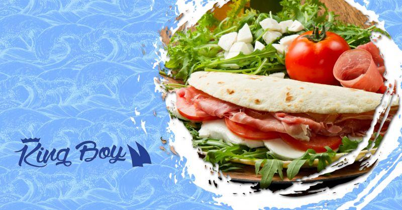 offerta piadina gourmet senigallia - occasione piadineria senigallia