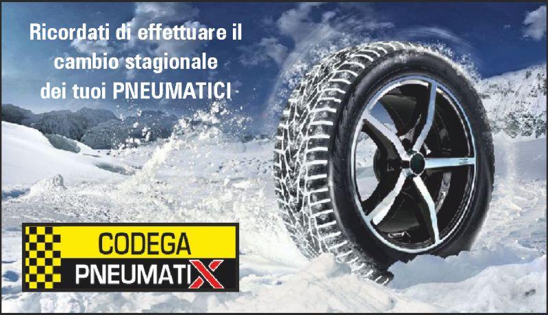 codega pneumatix offerta cambio stagionale pneumatici - occasione cambio gomme carrara