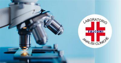 laboratorio falconi convenzionato ssn offerta analisi chimico cliniche e batteriologiche cagliari