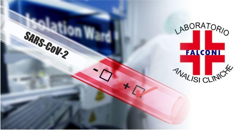 LABORATORIO FALCONI ANALISI COVID 19 - offerta test sierologico e rapido Sars-Cov-2
