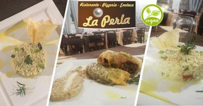 la perla berchidda offerta ristorante dove mangiare piatti vegani creativi
