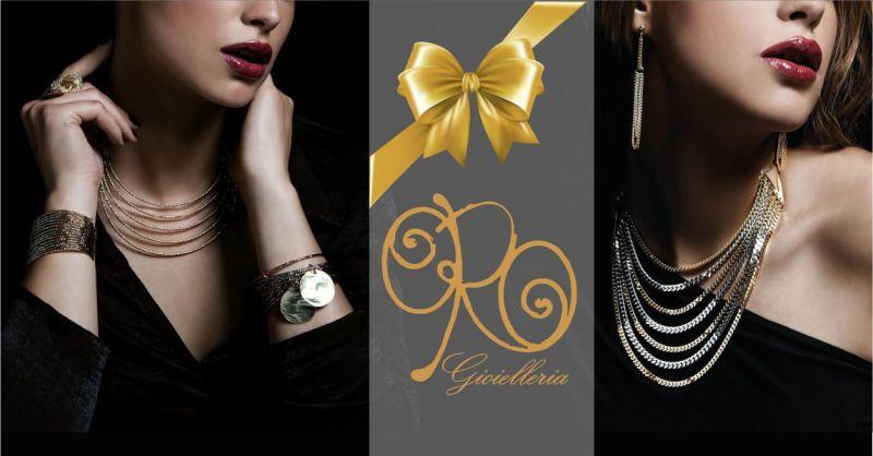 ORO gioielleria di Nicolo Langiu - offerta gioielli e accessori regalo speciale per lui e lei Natale