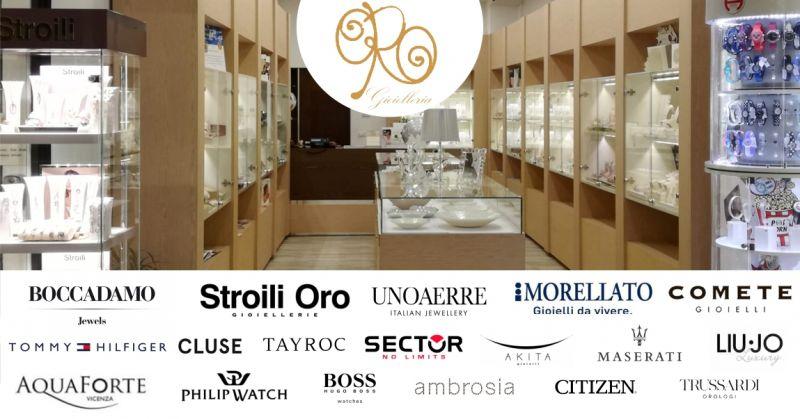ORO gioielleria di Nicolo Langiu - offerta gioielli e accessori dei migliori marchi