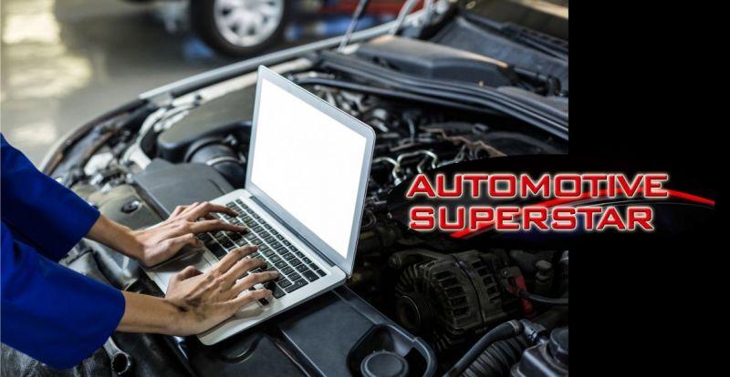 AUTOMOTIVE SUPERSTAR - offerta servizio di elettrauto con diagnosi elettronica computerizzata multimarca