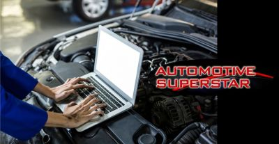 automotive superstar offerta servizio di elettrauto con diagnosi elettronica computerizzata multimarca
