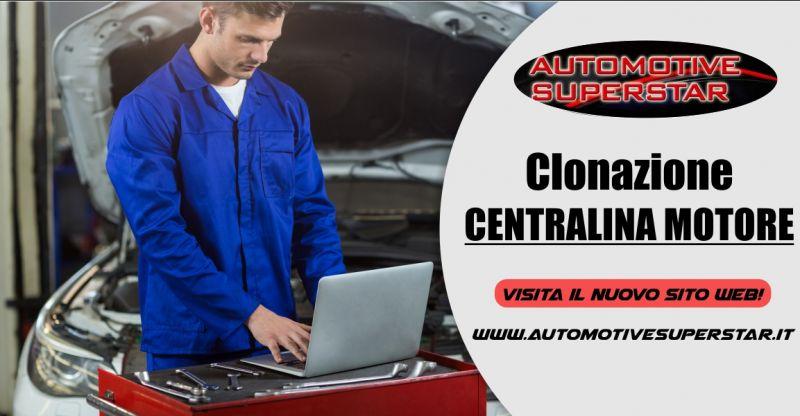 AUTOMOTIVE SUPERSTAR Olbia -  offerta clonare centralina motore con una usata